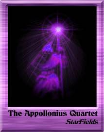 Improve your psychic skills and paranormal abilities with the Appollonius Quartet by StarFields