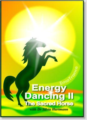 Energy Dancing II - The Sacred Horse by Silvia Hartmann