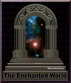 Free ebook on spirituality and the energy dimensions - The Enchanted World by Silvia Hartmann