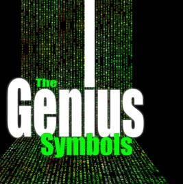 Genius Symbols Logo - Awaken YOUR Visionary Genius!