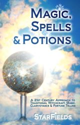 A NEW Book on Magic - Magic Spells & Potions by StarFields