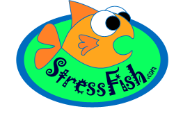 Say Farewell To Stress With The StressFish!